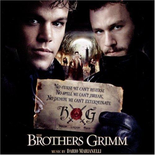 声大碟 专辑 格林兄弟 The Brothers Grimm MP3格式下载 原声音乐